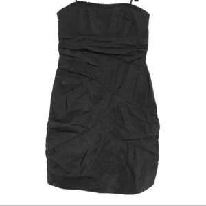 Max & Cleo Black Party Dress